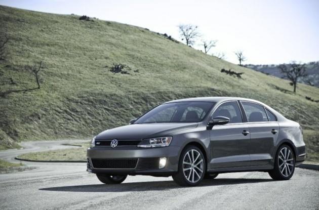 2012 Volkswagen GLI Sedan
