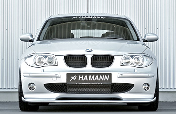 BMW 1 Series by Hamann